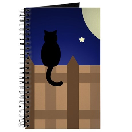 Cat on a Fence Journal