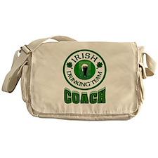 IRISH DRINK TEAM Messenger Bag