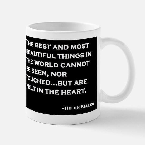 The Most Beautiful Things Mug