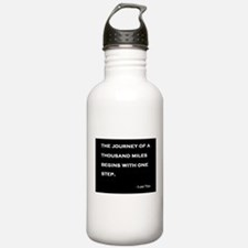 Long Journey Water Bottle