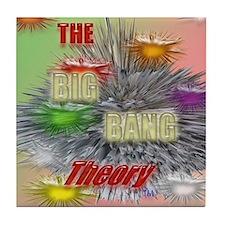 the Big Bang Theory TV Tile Coaster