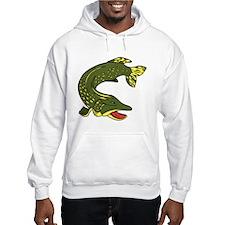 Green Eel Hoodie