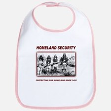 Native Homeland Security Bib