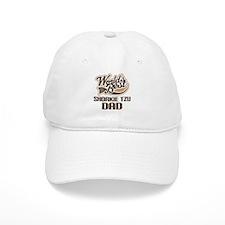 Shorkie Tzu Dog Dad Baseball Cap
