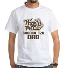 Shorkie Tzu Dog Dad Shirt
