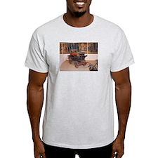 Kids Pony Drawn Wagon T-Shirt