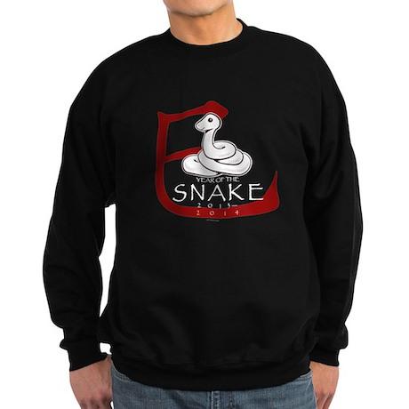 Hebidoshi - Year of the Snake Sweatshirt (dark)