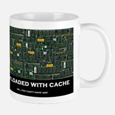 Loaded With Cache Mug