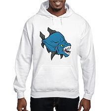 Prehistoric Fish Hoodie