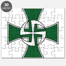 Utti Jaeger Regiment unit cross Puzzle