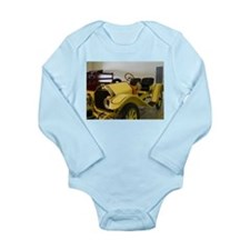 1908 Roadster Long Sleeve Infant Bodysuit