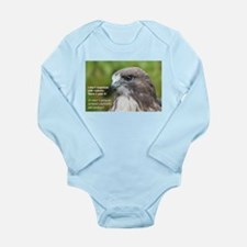 Cooperation - Long Sleeve Infant Bodysuit