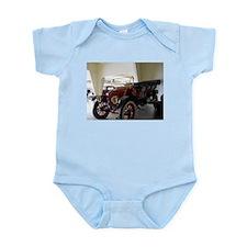 Classic 4 Bench Rider Infant Bodysuit