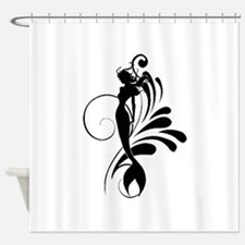 Splash! Shower Curtain