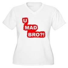 YOU MAD BRO?!-Graphic T T-Shirt