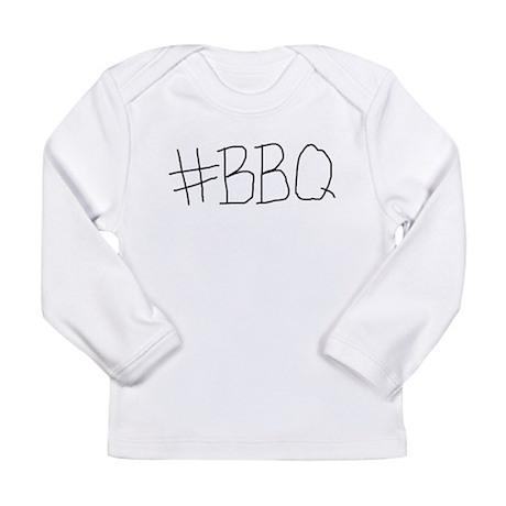 #BBQ Long Sleeve Infant T-Shirt