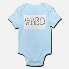 #BBQ Infant Bodysuit
