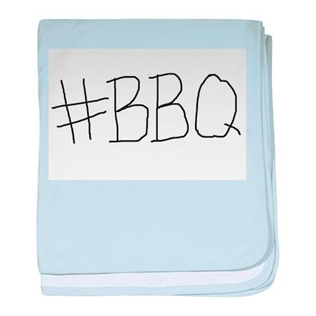 #BBQ baby blanket