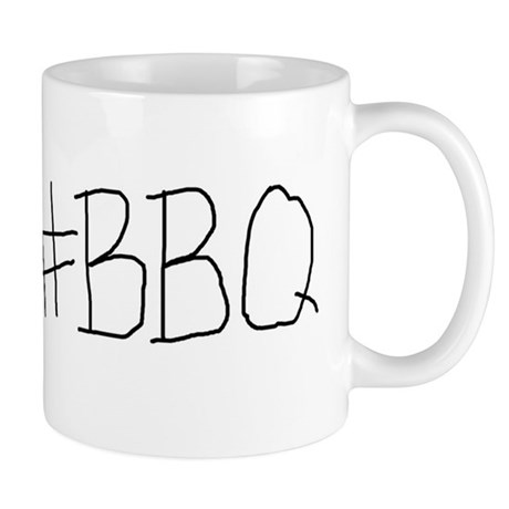 #BBQ Mug