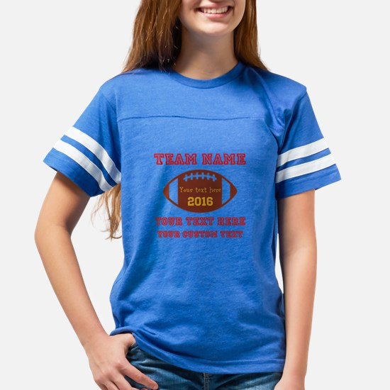 Football Personalized Youth Football Shirt