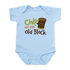 Chip Off The Old Block Infant Bodysuit