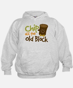 Chip Off The Old Block Hoodie