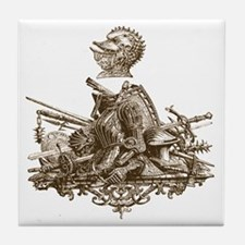 Arms and Armor Tile Coaster