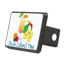 Island Time Hitch Cover