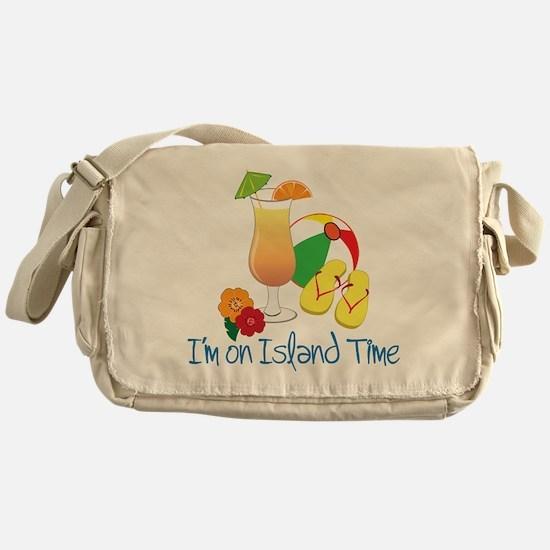 Island Time Messenger Bag