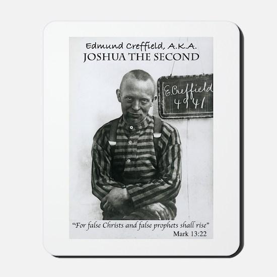 Edmund Creffield, A.K.A. Joshua the Second Mousepa