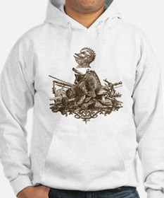 Arms and Armor Hoodie