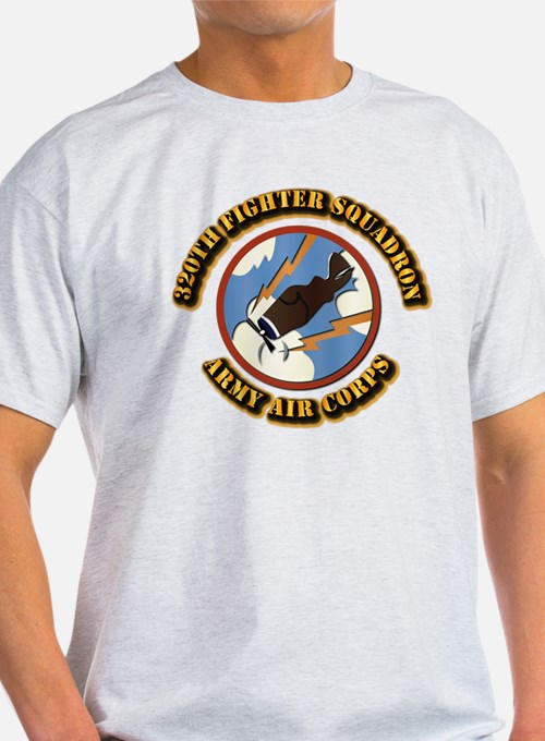 AAC - 320th Fighter Squadron T-Shirt