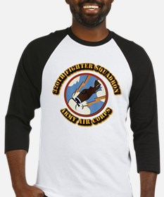 AAC - 320th Fighter Squadron Baseball Jersey