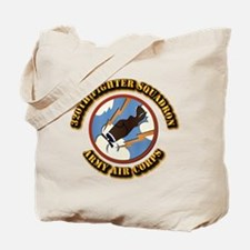 AAC - 320th Fighter Squadron Tote Bag