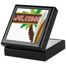 Welcome Keepsake Box