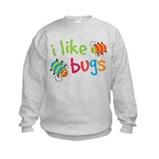 Cute I Like Bugs Sweatshirt