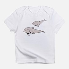 Buluga Whales Infant T-Shirt