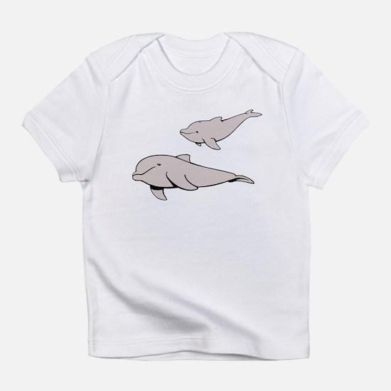 Buluga Whales Infant T-Shirt