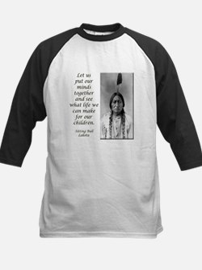 Sitting Bull Quote Tee