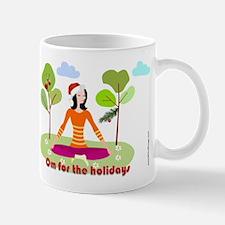 Om for the Holidays Mug