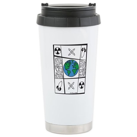 Dont Belong Stainless Steel Travel Mug
