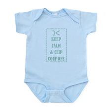 KEEP CALM & CLIP COUPONS Infant Bodysuit