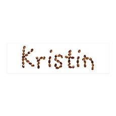Kristin Coffee Beans 36x11 Wall Peel
