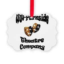 Black Lettering UW Parkside Theater Company Pictur
