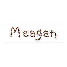 Meagan Coffee Beans 36x11 Wall Peel