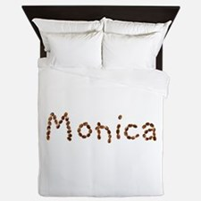 Monica Coffee Beans Queen Duvet