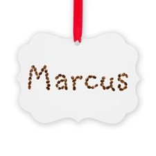 Marcus Coffee Beans Ornament