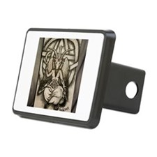 Baphomet Hitch Cover