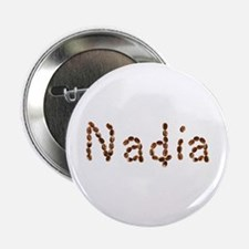 Nadia Coffee Beans Button