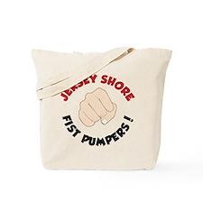 Fist Pumpers Tote Bag